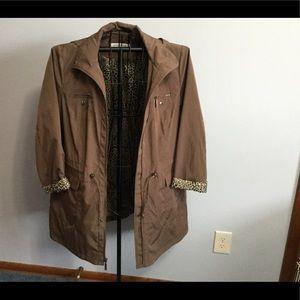Classic Rain & Shine Coat by Liz Claiborne Woman